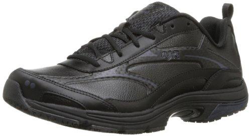 Ryka Women's Intent XT 2 SR Trail Running Shoe Black/Chrome Silver/Charcoal