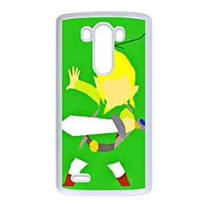 Diy Phone Cover The Legend of Zelda for LG G3 WEQ758917