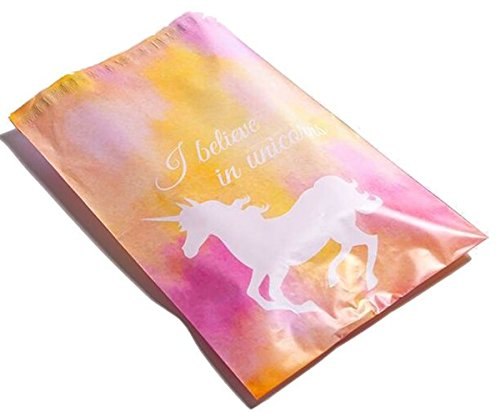 Unicorn Designer Poly Mailer 10x13