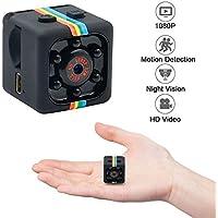 Mini Camera ZTCOO HD 1080P Portable Small Camera Support Motion Detection / Night Vision for Home Surveillance Nanny Camera