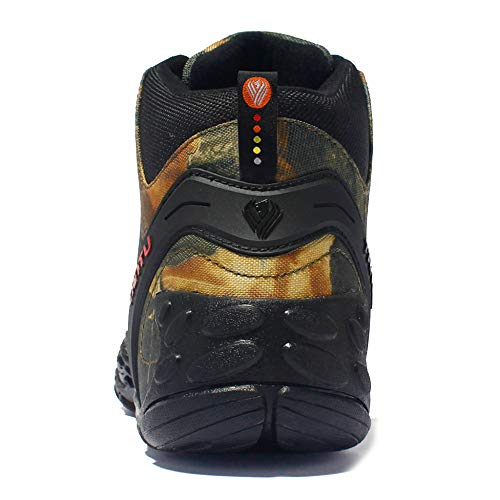 6d13c33de2f Zapatos Yellow Desierto Militar Merryhe Camo Hombre Para Táctico Senderismo  Escalada Botas Montañismo De Tobillo Trekking Combate Acampar gaaAqd
