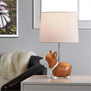 StyleCraft Home Collection L14500ADS Signature Table Lamp Beige and White