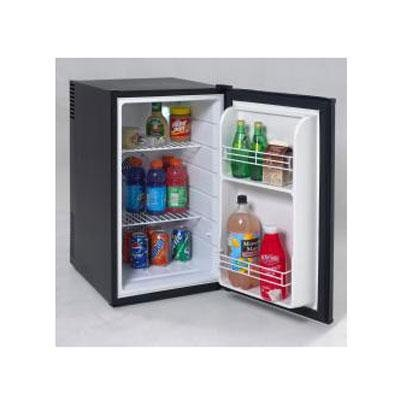 AVANTI #SHP2501B Superc 2.5cf Fridge Black OB