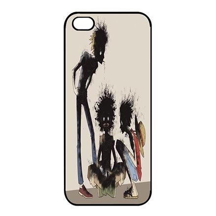 Custom Clear One Piece Luffy KD Thin Flexible Plastic Cover Case for iPhone 5C, iPhone 5C Dust Proof Lightweight Cases For (Iphone 5c Cases Of Mice And Men)
