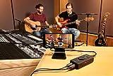 IK Multimedia iRig Stream 2-channel recording