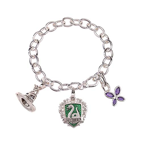 Lumos Harry Potter Slytherin Charm Bracelet ()
