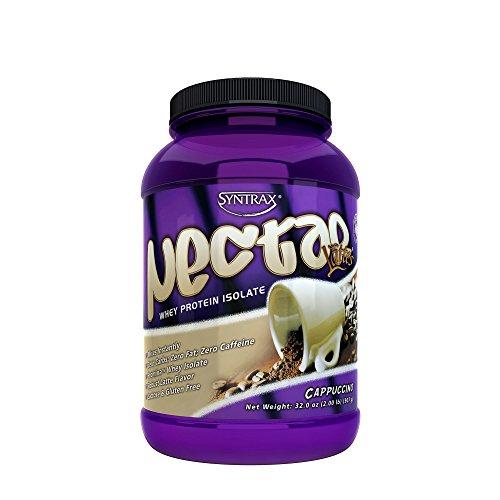 Syntrax Nectar Lattes - Cappuccino