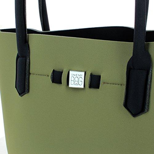 Kaki Popstar main BAG sac MY à SAVE wBnxPqY1w