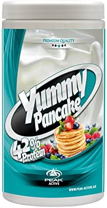 PEAK Active - Yummy Pancake 42% Protein - Neutral 500g