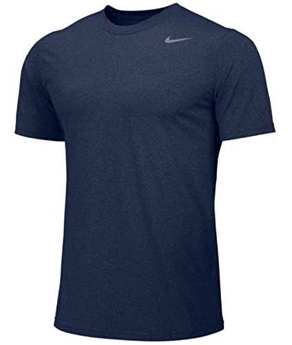 Red Clothing Salvage (Nike Mens Short Sleeve Legend - Navy - 2XL)
