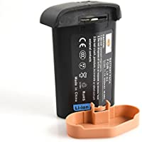 DSTE® LP-E4 Replacement Li-ion Battery for Canon EOS-1D C EOS-1D Mark III IV EOS-1Ds Mark III IV Digital Camera