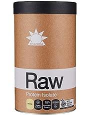 Amazonia Raw Protein Isolate - Vanilla, 1 kg