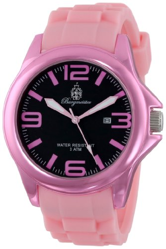 Burgmeister Women's BM166-068 Fun Time Analog Watch