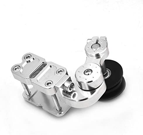 Chain Accessories JFG RACING Black CNC Chain Tensioner Bolt on ...