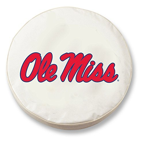 28 x 8 Ole' Miss Tire Cover