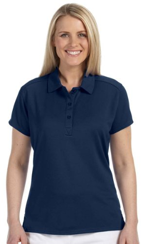 Russell Athletic Womens Team Essential Polo 933CFX -Navy ()