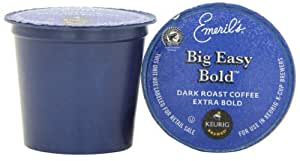 Emerils Big Easy Bold K-Cups for Keurig K-Cup Brewers, 100 COUNT