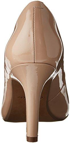 Clarks Womens Heavenly Star Dress Pump Vernice Nude