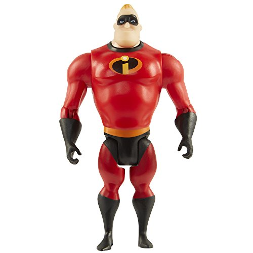 The Incredibles 2 Mr. Incredible 4-Inch Action Figure Only $1.88