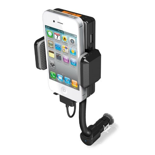 Naztech iPhone/iPod FM Transmitter - Apple iPhone 3G/3GS and iPod ()