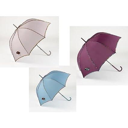 Paraguas Sra. Fijo Con Vivos 11630