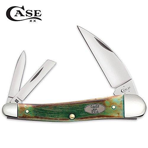 W.R. Case & Sons Cutlery Sawcut Clover Seahorse Whittler Knife
