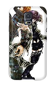 Special Design Back Anime Shiki Phone Case Cover For Galaxy S5
