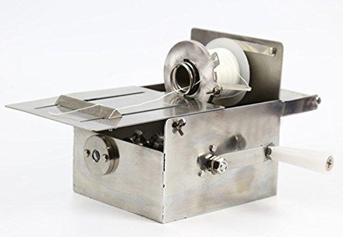 Handle Stainless steel sausage tying knotting machine sausage casings binding machine smoked sausage knot machin sausage linker machine (Max. Sausage diameter: 0-32mm) by CGOLDENWALL (Image #4)