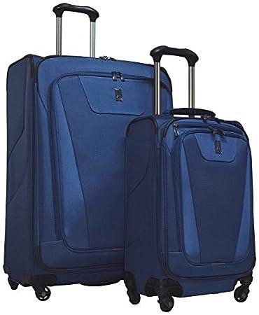 4a132ef0e Amazon.com: Travelpro Maxlite 4 Expandable Spinner 2 Piece Set (21