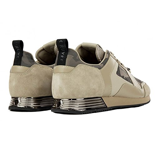 Cruyff Footwear Cruyff Men's Sand Lusso Trainers 8 UK/42 Euro cheap sale how much discount classic footlocker sale online discounts cheap price countdown package gFJFD