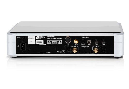 PS Audio APW-DACII-USBBR PerfectWave Digital Audio Converter MK II with Bridge (Black)