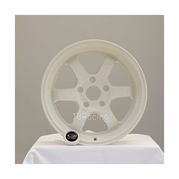 1-PC-ROTA-GRID-V-WHEELS-15X8-PCD5X1143-OFFSET0-HB73-WHITE