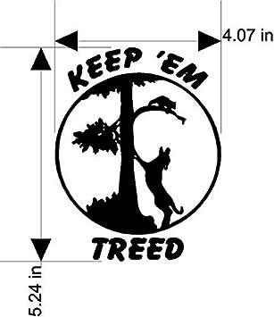 Raccoon Hunter Decal coon hunting car truck vinyl sticker