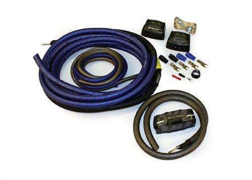 auge Power Amplifier Installation Kit ()