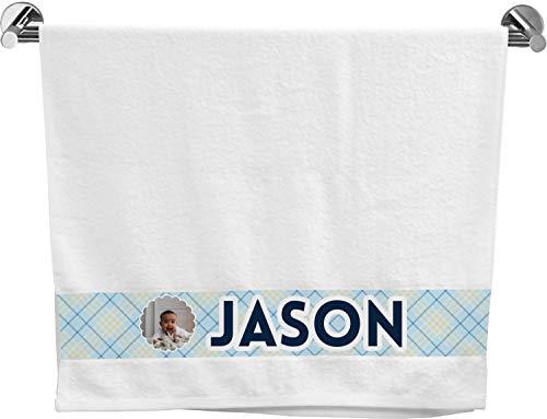 RNK Shops Baby Boy Photo Bath Towel