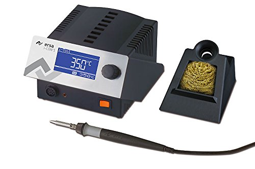 Ersa i-Con1 Digitale Single-Lötstation 80 W, 230 V mit Hochleistungsheizelement antistatisch, 0IC1100A