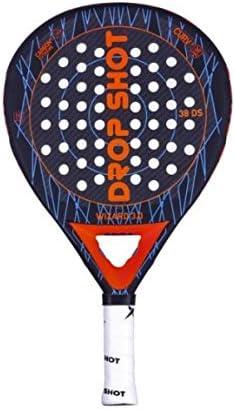 Pádel Drop Naranja Wizar 3.0