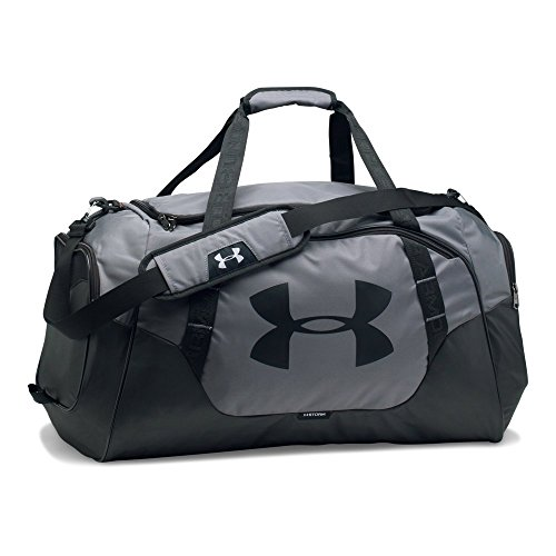 Under Armour Undeniable Duffle 3.0 Gym BagLarge Graphite (040)/BlackLarge
