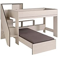 Parisot 2347LISU Gravity Bunk Bed, Twin, Multicolor