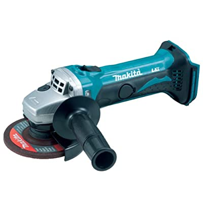 Makita DGA452Z 18-Volt LXT Lithium-Ion Cordless 4-1/2-Inch Cut-Off/Angle Grinder (Tool Only, No Battery)