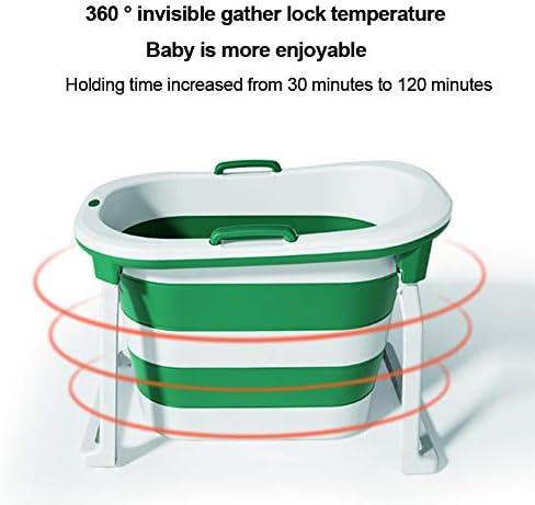 アダルト折りたたみバスタブ子供バスタブプール家庭用浴槽シャワートレイポータブル大人バスタブ(サイズ:103 * 65 * 76.5CM),ピンク
