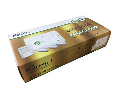 QOLSYS IQ CLASSIC KIT 2 WITH VERIZON COMMUNICATOR PANEL2 7