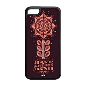 LJF phone case the Case Shop- Customizable Dave Matthews Band iPhone 5C TPU Rubber Hard Back Case Cover Skin , i5cxq-352
