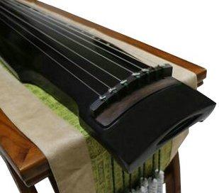 Nivel Principiante de Paulownia madera guqin cítara chino 7 instrumento de cuerda Zhong ni estilo: Amazon.es: Instrumentos musicales