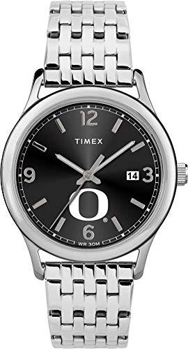Timex Women's University of Oregon Ducks Watch Sage Stainless Watch