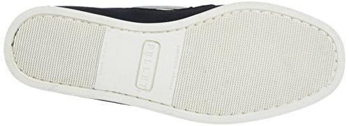 Pellet Tropic E17 - Chaussures Bateau - Homme Bleu (Velours Marine) fOHE3