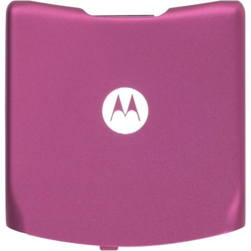 (Motorola Standard Battery Door Cover - SHN9624B fits Motorola Razr V3 Original (OEM))