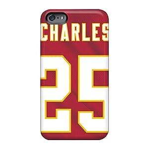 Apple Iphone 6s LpO1081DgSQ Customized Vivid Kansas City Chiefs Image Great Hard Phone Covers -ElenaHarper