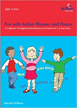 Book Fun with Action Rhymes and Poems