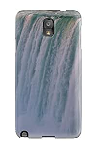 Galaxy Note 3 Hard Case With Fashion Design Waterfalls Phone Case